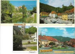 1695t: 4 AKs 9360 Friesach, Ungelaufen - Friesach