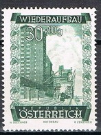 Timbres Neufs** D'autriche, N°714 Yt, Au Profit De La Reconstruction,  Ports - 1945-60 Neufs