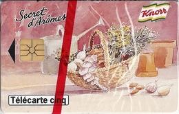 KNORR SECRETS D'AROMES - Alimentation
