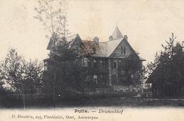 Putte - Driehoekhof - Très Belle Carte - état Voir Scan. - Putte