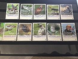 Nederland / The Netherlands - Complete Set Zomervogels 2017 - Periode 2013-... (Willem-Alexander)