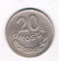 20 GROSZY 1949  POLEN /1603/ - Pologne