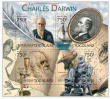 Togo 2012 Prehistory Prehistoric Charles DARWIN - Prehistory