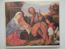 1988 Togo Yv BF 272 ** MNH Noël  Christmas  Cote 8.50 € Michel B 310 Scott 1487 - Togo (1960-...)