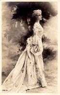 LA CAVALIERI - CARTE VRAIE PHOTO / REAL PHOTO : REUTLINGER - CARTE PRÉCURSEUR / FORERUNNER POSTCARD ~ 1900 (aa578) - Spectacle