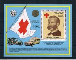Paraguay 1978 Rotes Kreuz Block 323 ** - Paraguay