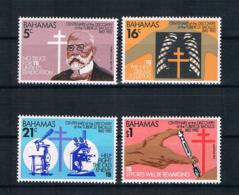 Bahamas 1982 Nobelpreis Mi.Nr. 503/06 Kpl. Satz ** - Bahamas (1973-...)