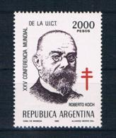 Argentinien 1982 Nobelpreis Mi.Nr. 1554 ** - Ungebraucht