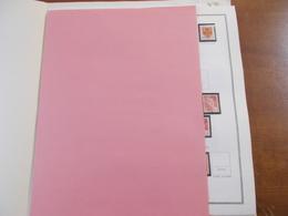 Lot N° 157  REUNION France Surchargés C.F.A. Collection Sur Page D'albums  Neufs* / **  Ou Obl.. . No Paypal - Timbres