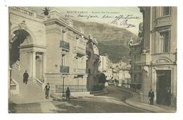 MONTE CARLO AVENUE DES CITRONNIERS MONACO - Monte-Carlo