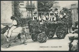 Préfailles - Cavalcade 1907 - Voir 2 Scans - Préfailles