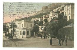 MONTE CARLO LA CONDAMINE RUE GRIMALDI MONACO - Monte-Carlo