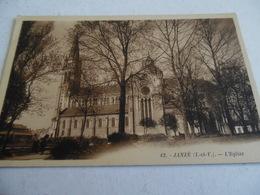 Carte Postale  De Janze L'église  -  12 - Edition Artaud - Otros Municipios