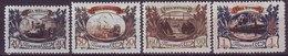 ROSSIA - RUSSIA - Mi. 999/1002  WW2 - TANK  - **MNH - 1945 - Nuevos