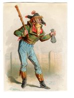 Chromo Imp. Appel, 1-1-17, Hommes Et Femmes En Costumes Du Directoire - Other