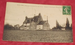 Rare - 37 - Pont Cher - Commune De Joué Les Tours - Château De Beauregard - Façade Nord :: Voir état  ------------- 488 - Other Municipalities