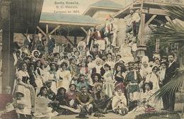 Santa Rosalia Baja California Mexico Carnaval En 1907  Edit T. Schwidernoch Vienna Wien Fot. Romero - Mexico