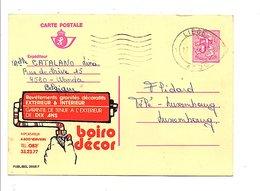 BELGIQUE PUBLIBEL BOIRO DECOR N° 2658 F OBLITERE - Postwaardestukken