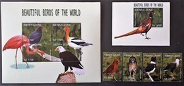 #Sierra Leone 2004** Mi.4586-94 Birds, MNH [23;26] - Vogels