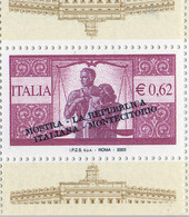 """PIA - ITALIA - 2003 : Mostra Filatelica """"La Repubblica Italiana Nei Francobolli  - (SAS  2667/l) - 1946-.. Republiek"""