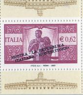 "PIA - ITALIA - 2003 : Mostra Filatelica ""La Repubblica Italiana Nei Francobolli  - (SAS  2667/l) - Filatelistische Tentoonstellingen"