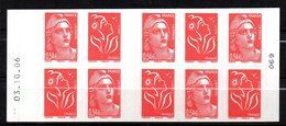 France Carnet Usage Courant Lamouche Date Complete N° 1514  / 3975 Neuf XX MNH - Postzegelboekjes
