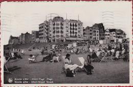 Knokke Knocke Sur Mer Albert Strand Plage Hotel Rubens (In Zeer Goede Staat) - Knokke