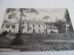 Carte Postale  De Janze - Chateau De La Garoussaye    - 8 - Edition La Bretagne - Autres Communes