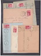 N° 283 6 Pub S / Env - Marcophilie (Lettres)
