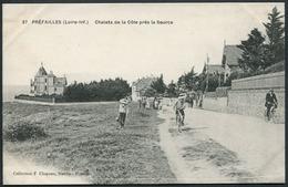 Préfailles - Chalets De La Côte Près La Source - N°37 Collection F. Chapeau - Voir 2 Scans - Préfailles