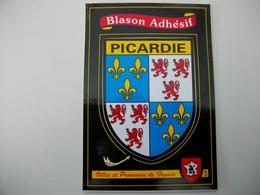 Blason Adhésif PICARDIE - Picardie