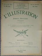 L'Illustration 3718 30 Mai 1914 Lyautey Maroc Taza Rabat/Maurice Barrès/Sculpture Au Salon/Robinne/Poincaré à Lyon - Journaux - Quotidiens