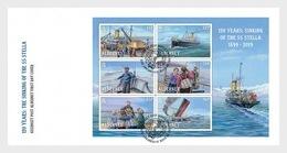 Alderney - Postfris / MNH - FDC Sheet 120 Jaar SS Stella 2019 - Alderney