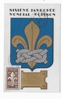 Carte Postal Scoutisme Jamborée 1947 - Movimiento Scout