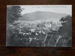 L17/78 Raon L'Etape Et Laneuveville. Panorama - Raon L'Etape