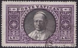Vatican       .     Yvert  .     56    .        O    .          Gebruikt   .     /   .     Cancelled - Vaticaanstad