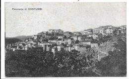 Contursi (Salerno). Panorama. - Salerno