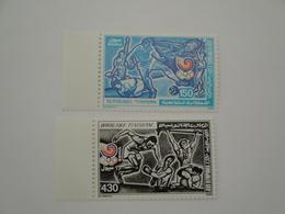 1988 Tunisie Yv 1111/2 ** MNH Sport Jo De Séoul Cote 2.50 € Michel 1174/5 Scott 942/3 SG 1155/6 - Tunisie (1956-...)