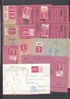 15f Marianne De Muller 11 Pub S / Env - Marcophilie (Lettres)