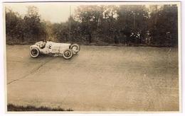 LUGANO TI 1920 Autorennen - TI Tessin