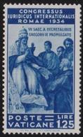 Vatican     .     Yvert  .     71     .     *    .          Ongebruikt   .     /   .    Mint-hinged - Vaticaanstad