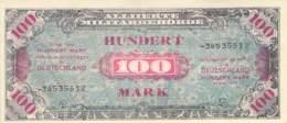 100 Mark Serie 1944  Banknote Deutschland Aliierte Besetzg. - [ 5] 1945-1949 : Occupation Des Alliés