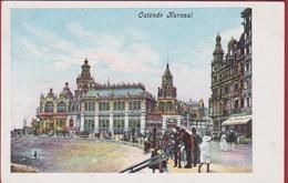 Oostende Ostende Kursaal Lithographie  (In Zeer Goede Staat) - Oostende