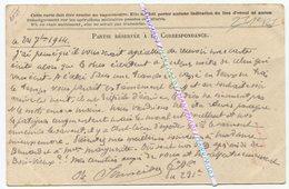 CPFM / 231e RI (MELUN ) / SEPT. 1914 / COMMANDANT SCHNEIDER / CORRESPONDANCE / TRANCHEE / 231e REGIMENT D' INFANTERIE - Oorlog 1914-18
