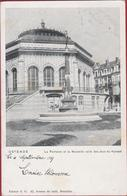 Oostende Ostende La Fontaine Et La Nouvelle Salle Des Jeux Du Kursaal - Oostende