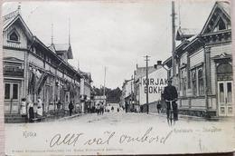 Sweden Kotka Skolgatan 1907 - Sweden