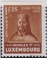 Luxembourg     .     Yvert  .    280        .     **    .          Postfris  .     /   .    MNH - Luxemburg