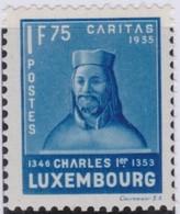 Luxembourg     .     Yvert  .    289     .     **    .          Postfris  .     /   .    MNH - Luxemburg
