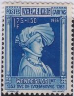 Luxembourg     .     Yvert  .    293        .     **    .          Postfris  .     /   .    MNH - Luxemburg