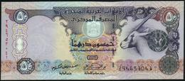 UNITED ARAB EMIRATES - 50 Dirhams 2008 UNC P.29 C - United Arab Emirates